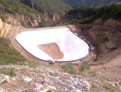 吉县垃圾填埋区