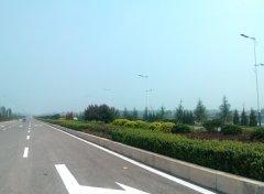 机场大道及绿化